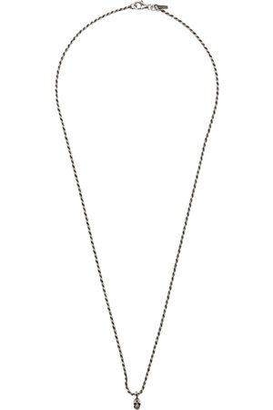 EMANUELE BICOCCHI Men Necklaces - Little Skull Pendant Necklace