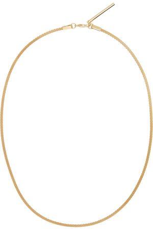 RÄTHEL & WOLF Men Necklaces - Gold Patrisse Necklace