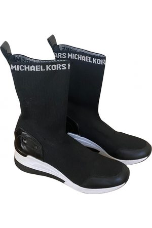 Michael Kors Cloth ankle boots