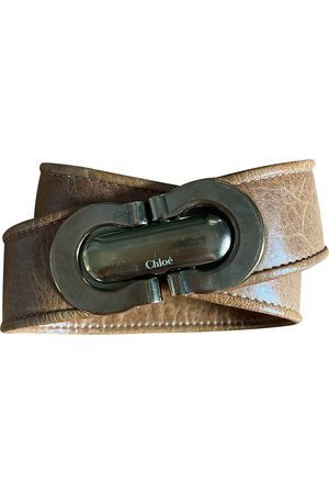 Chloé Women Belts - Leather belt