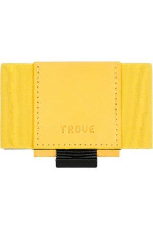Men's Artisanal Yellow Leather Swift Wallet TROVE