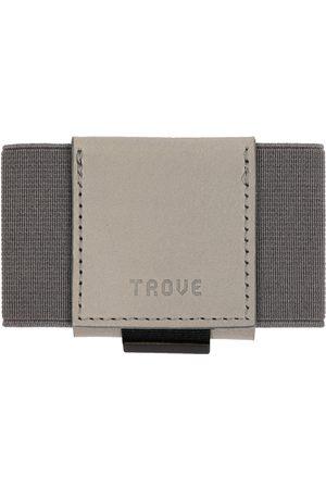 Men's Artisanal Grey Leather Swift Wallet TROVE