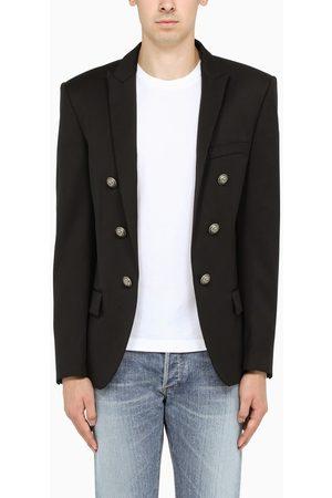 Balmain Wool blazer with button detailing