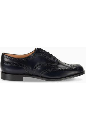 Church's Dark blue Burwood shoes