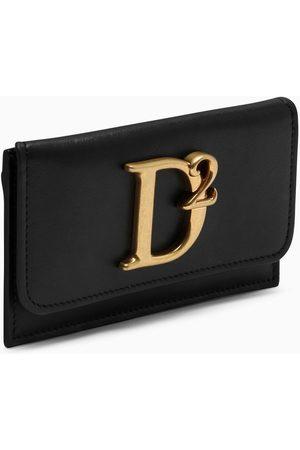 Dsquared2 Logo-plaque credit card holder