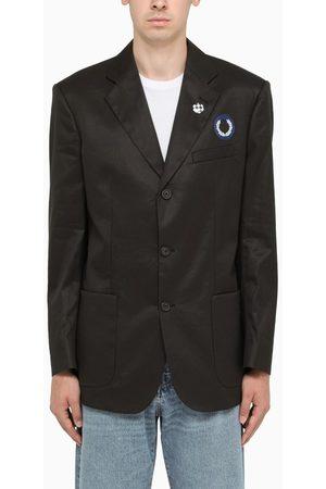 FRED PERRY RAF SIMONS Raf Simons single-breasted jacket