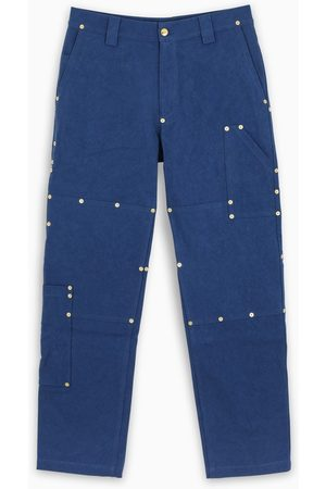 Phipps Navy cargo trousers