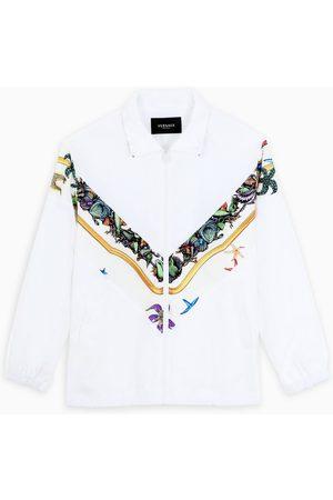 VERSACE Men Sweatshirts - Sweatshirt with multicolour print