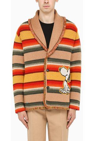 Alanui Multicolour The Peanuts Gauchos cardigan