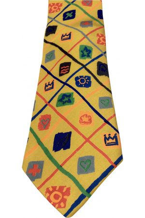 JC DE CASTELBAJAC Silk tie