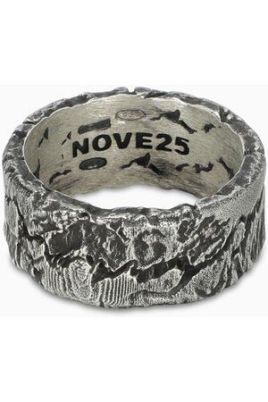NOVE25 Men Rings - Materic band ring