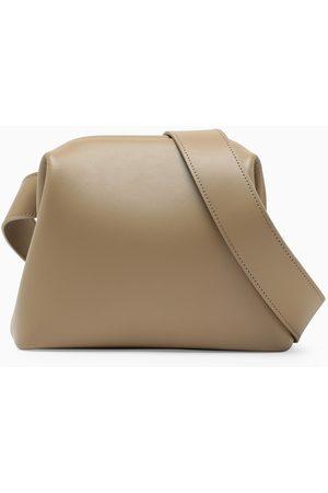 OSOI Khaki Mini Brot cross-body bag