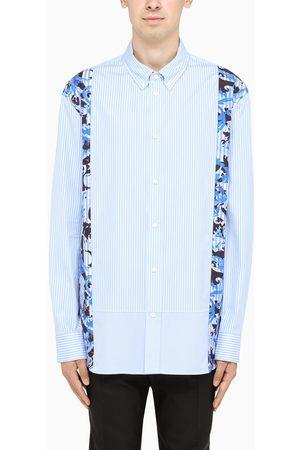 VERSACE Striped printed shirt
