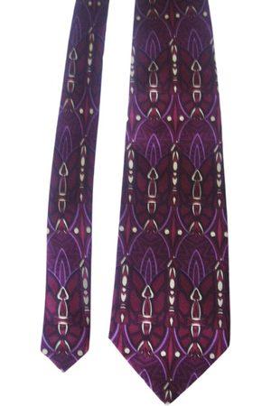 Courrèges Men Neckties - Silk tie