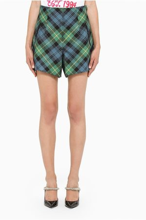 Philosophy And checked shorts