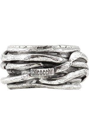 EMANUELE BICOCCHI Multi Wire ring in