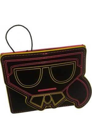 Karl Lagerfeld Leather card wallet