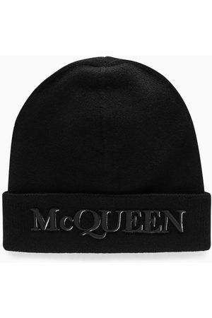 Alexander McQueen Cap with logo