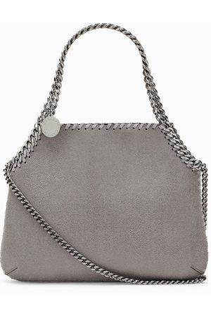 Stella McCartney Light grey small Falabella shoulder bag