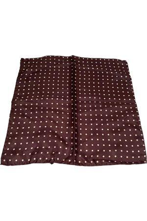 Kent & Curwen Silk scarf & pocket square
