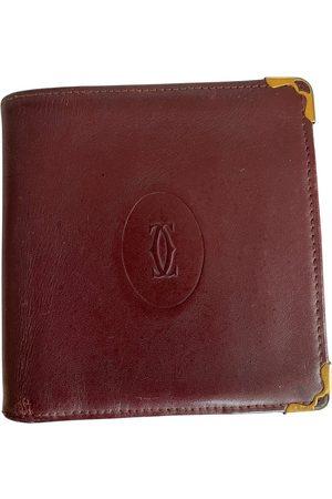 Cartier Women Wallets - Leather wallet