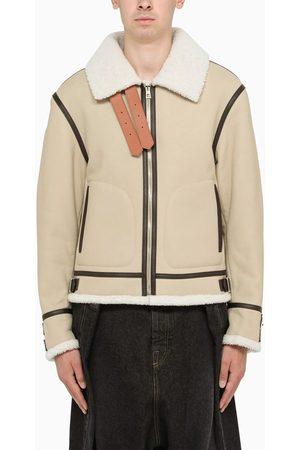 Loewe Aviator jacket in shearling