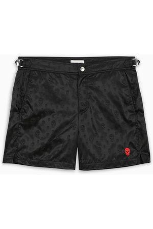 Alexander McQueen Swim shorts with skulls