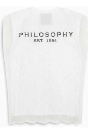 Philosophy Lace t-shirt
