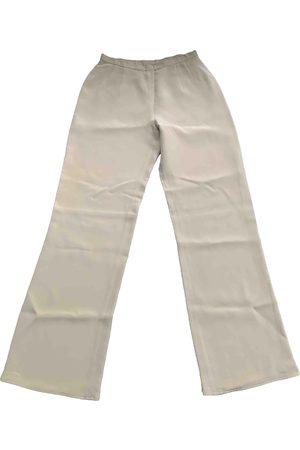 NATAN EDOUARD VERMEULEN Women Pants - Silk large pants