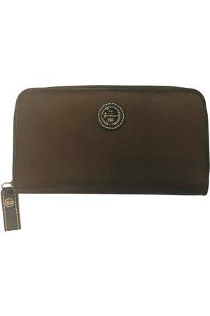 LANCEL Cloth wallet