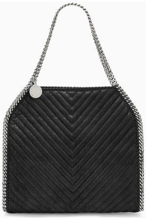 Stella McCartney Women Luggage - Falabella chevron bag
