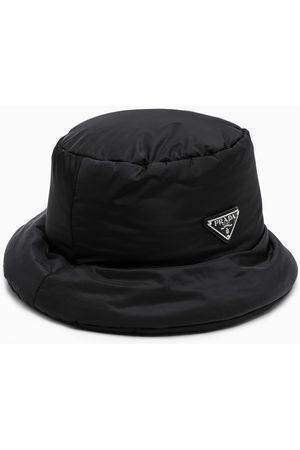 Prada Quilted bucket cap