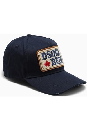 Dsquared2 Navy cap with visor