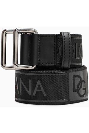 Dolce & Gabbana Belt with logo lettering