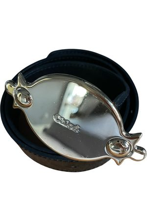 Chloé Patent leather belt