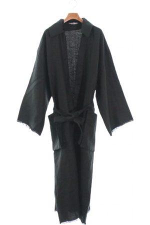 Cristaseya Women Coats - Linen coat