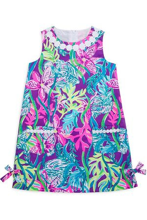 Lilly Pulitzer Little Girl's & Girl's Classic Lilly Shift