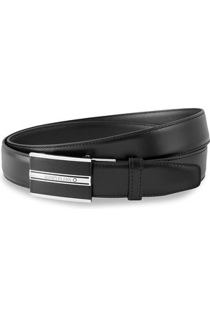 Montblanc Cut-to-Size Leather Business Belt