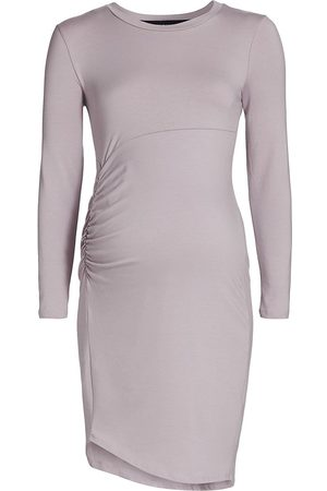 STOWAWAY COLLECTION Women Long sleeves - Uptown Maternity Long Sleeve Dress