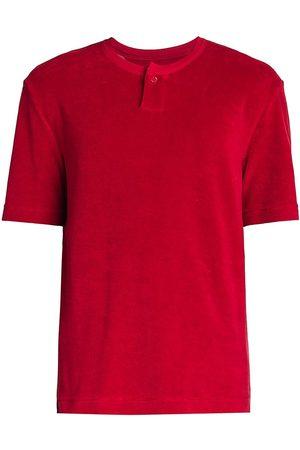 Bottega Veneta Towelling Short-Sleeve Shirt