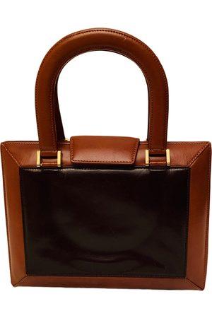 JEAN LOUIS SCHERRER Leather handbag