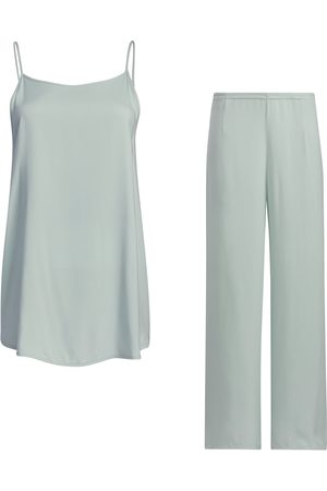 Women Sweats - Women's White Kit - Cami & Pants XS SoL