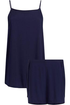 Women Pajamas - Women's White Kit - Cami & Shorts Large SoL
