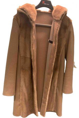 rizal Women Coats - Cashmere dufflecoat