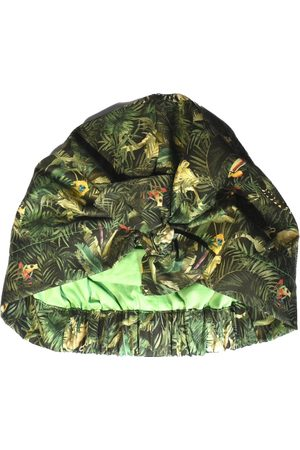 Organic Navy Cotton Palm Tree Embroidered T-Shirt Men XL INGMARSON