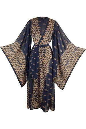 Women's Artisanal Kaya Kimono Large Jennafer Grace