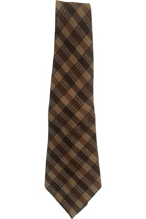Ermenegildo Zegna Men Neckties - Cashmere tie