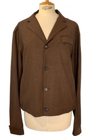 Salvatore Ferragamo Men Gilets - Wool vest