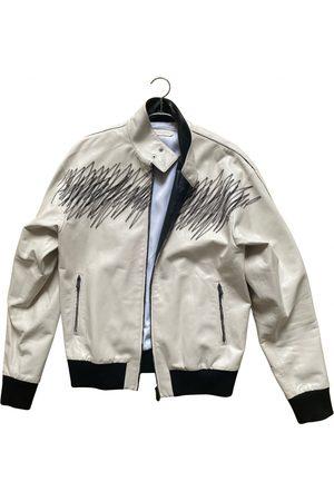 Bottega Veneta Men Leather Jackets - Leather jacket
