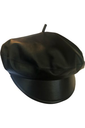 Dior Women Hats - Leather beret